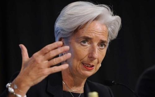 МВФ - Греція