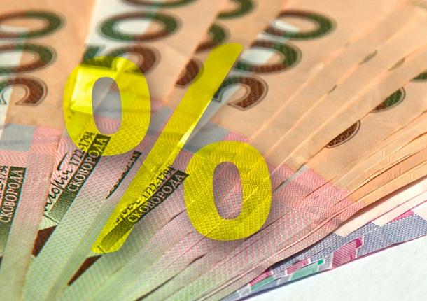 Обсяги депозитів і кредитування для фізичних та юросіб падають в Україні