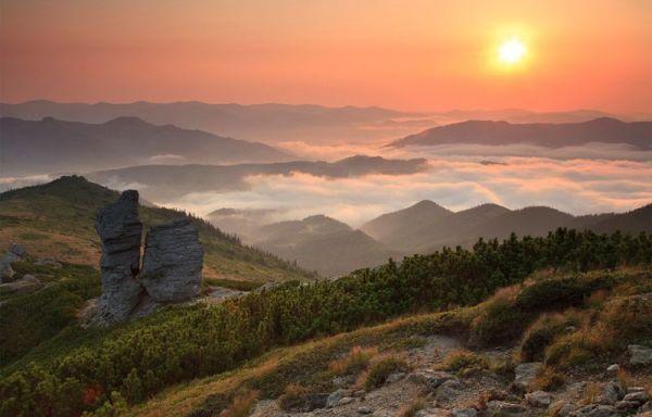 Природа Карпат: ТОП 20 самих красивих місць в Карпатах ...