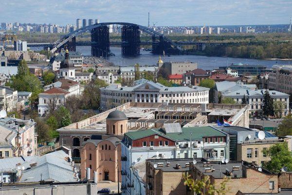 Самые красивые места в Киеве куда пойти на прогулку столицей