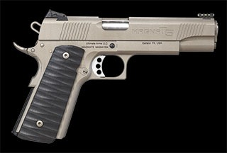 Ultimate Arms Magna T5 Government Match Custom 1911 Pistol