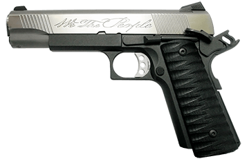 We The People 2nd Amendment Limited Edition 1911 Pistol from Ultimate Arms left hand side