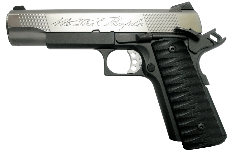 We The People 2nd Amendment Limited Edition 1911 Pistol from Ultimate Arms