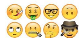 Así serán los nuevos emojis de WhatsApp