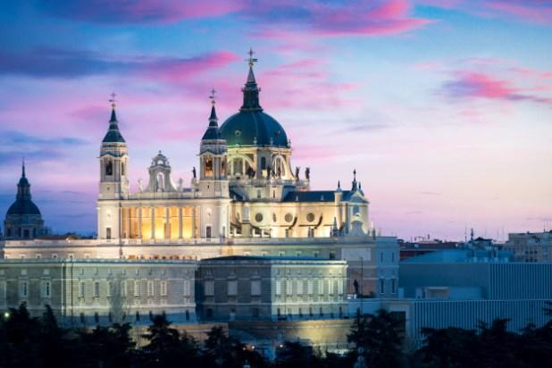 Horario de Misas en Madrid