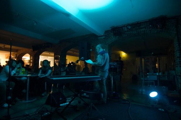 Chorderize organiser John Armstrong / Photo: Chris Jones