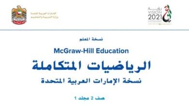Photo of دليل المعلم رياضيات صف ثاني فصل أول