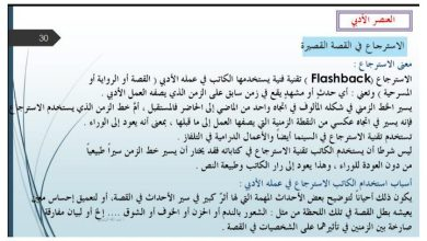 Photo of صف عاشر فصل ثاني لغة عربية درس زعتر وزنجبيل