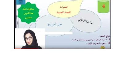 Photo of صف حادي عشر فصل ثاني لغة عربية حلول درس حتى آخر رمق