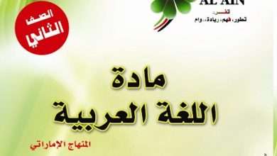 Photo of صف ثاني فصل ثاني مذكرة في اللغة العربية
