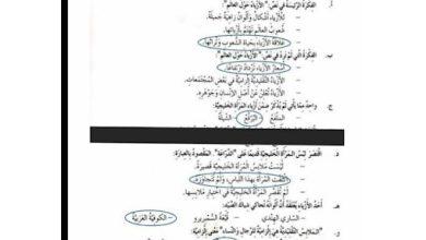 Photo of حل درس أزياء حول العالم في كتاب النشاط لغة عربية صف رابع فصل ثاني