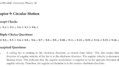 Photo of دليل المعلم فيزياء وحدة 9 منهج إنجليزي صف حادي عشر متقدم فصل ثالث