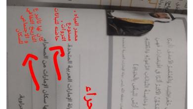 Photo of حل درس الخصائص الطبيعة لدوله الامارات دراسات اجتماعية صف سابع فصل ثاني