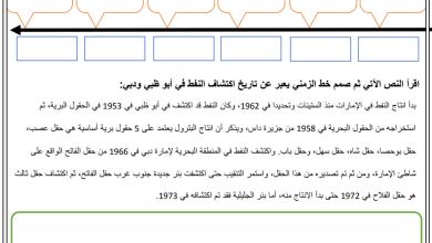 Photo of أوراق عمل دراسات اجتماعية صف ثاني عشر فصل أول