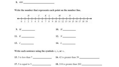 Photo of ملف أوراق عمل كبير رياضيات مع الحل منهج إنجليزي صف خامس فصل أول