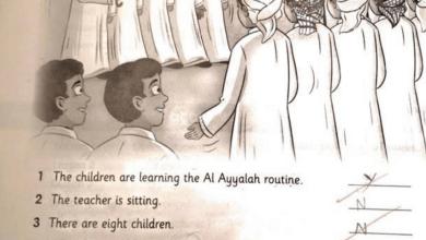 Photo of حل أسئلة كتاب النشاط للغة الانجليزية من الدرس 1 الي 6 صف رابع فصل أول