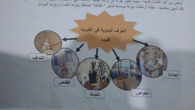 Photo of مشروع لغة عربية الصف الثالث الفصل الثاني صفحة من الماضي نموذج اخر