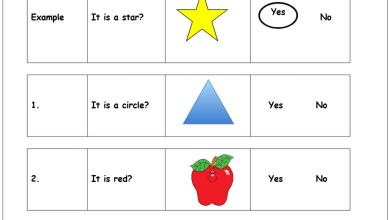 Photo of نموذج امتحان لغة إنجليزية فصل أول صف أول