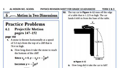 Photo of أوراق عمل مراجعة فصل ثاني وثالث صف عاشر متقدم منهج إنجليزي
