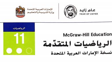Photo of دليل الطالب التفاعلي رياضيات مجلد ثاني صف حادي عشر