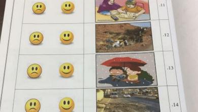 Photo of امتحان نهاية الفصل الثالث 2018 دراسات اجتماعية صف ثالث