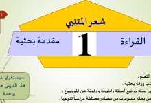 Photo of حل درس شعر المتنبي لغة عربية فصل أول صف ثاني عشر