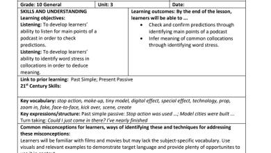 Photo of دليل المعلم الوحدة الثالث لغة إنجليزية صف عاشر عام فصل أول