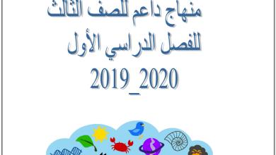 Photo of أوراق عمل شاملة علوم صف ثالث فصل أول