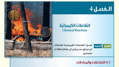 Photo of دليل المعلم وحدة التفاعلات الكيميائية كيمياء صف حادي عشر عام فصل ثاني