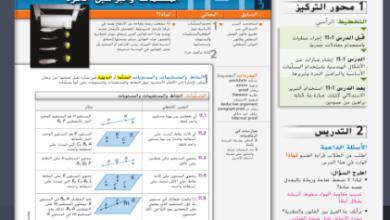 Photo of دليل المعلم محلول رياضيات 2020 صف تاسع عام فصل ثالث