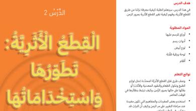 Photo of حل درس القطع الأثرية تربية أخلاقية صف ثاني فصل ثالث