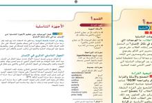 Photo of حل درس الأجهزة التناسلية أحياء صف تاسع متقدم فصل ثالث