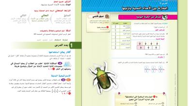 Photo of حل درس المقارنة بين الأعداد النسبية وترتيبها رياضيات صف سادس فصل أول