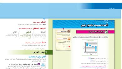 Photo of حل درس الأعداد الصحيحة والتمثيل البياني رياضيات صف سادس فصل أول