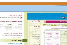Photo of حل درس المستقيمات رياضيات صف ثامن فصل ثاني