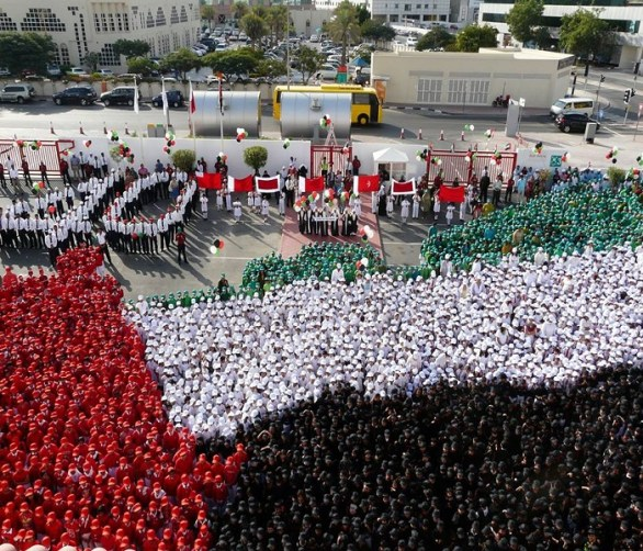 Dubai National Day pictures 2018