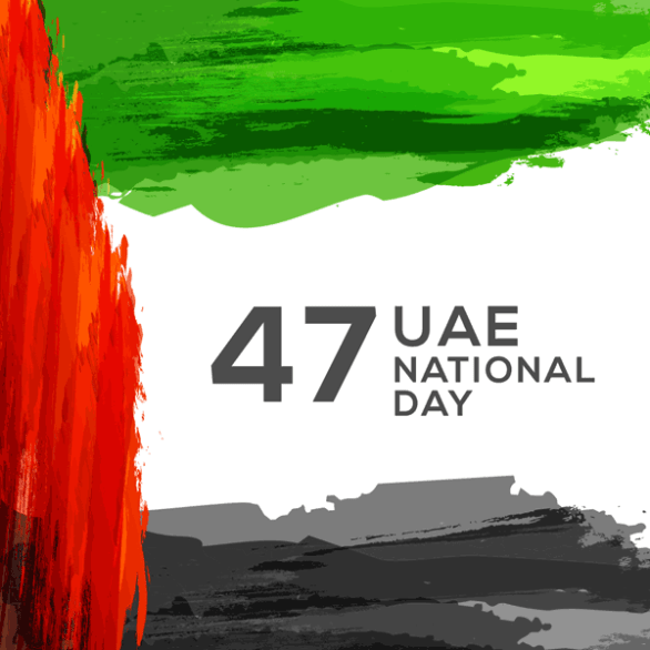 47 dubai national day 2018