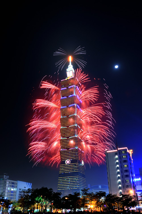 burj khalifa fireworks national day uae