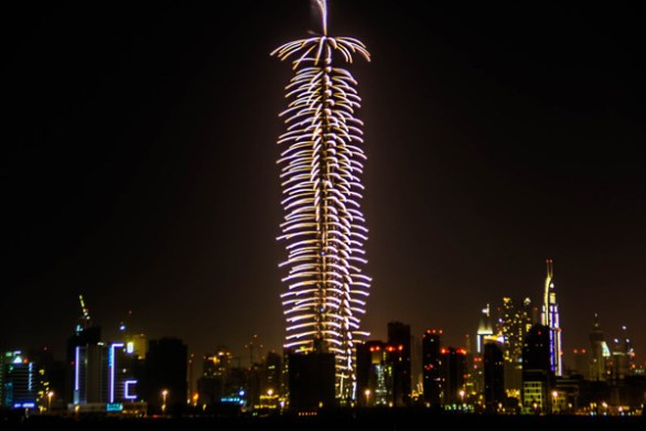 dubai 2019 happy new year eve