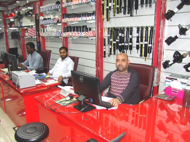 Dubai International Auto Spare Parts Llc Sharjah United Arab