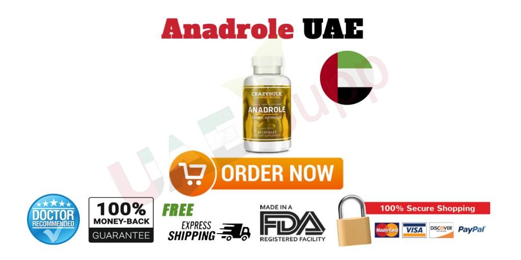 Buy Anadrole in UAE