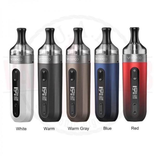 Voopoo Vsuit Pod Kit 40w. PnP MTL Tank. 1.2 Ohm PnP-TR1 Coil. 0.8 Ohm PnP-TM2 Coil. Type-C USB Cable. User Manual Best Online Vape Shop Buy In Dubai