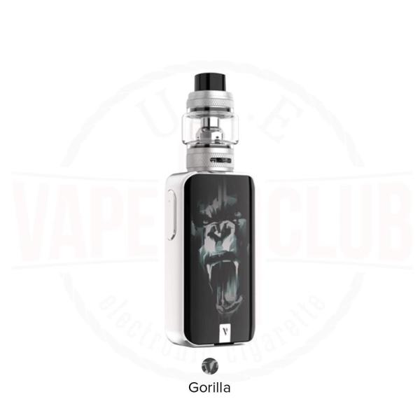 Vaporesso luxe II 220w starter kit Authentic Best Buy Dubai LUXE II MOD NRG-S Tank (8ml) GT Meshed Coil (Pre-installed) GT4 Meshed Coil- Glass Tube (5ml) O-ring