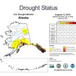 drought status alaska