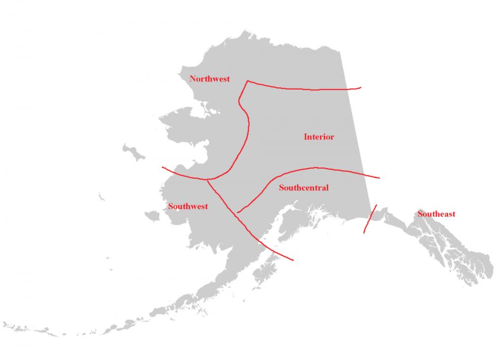 Alaska Regions