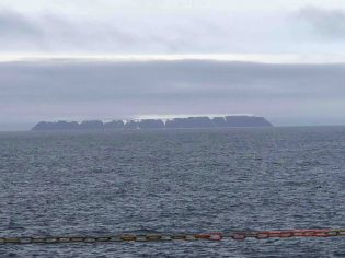 Henriette Island, New Siberian Islands.