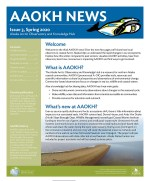 AAOKH News spring 2020