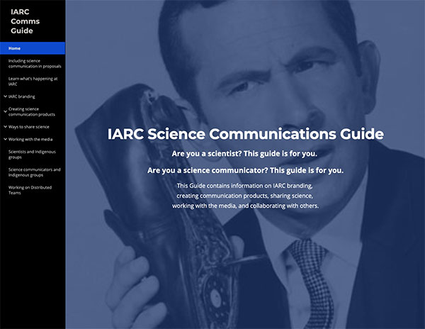 comms guide website image