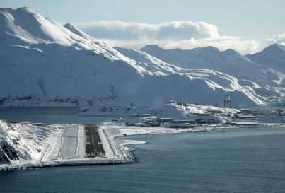 airport at dutch harbor, alaska