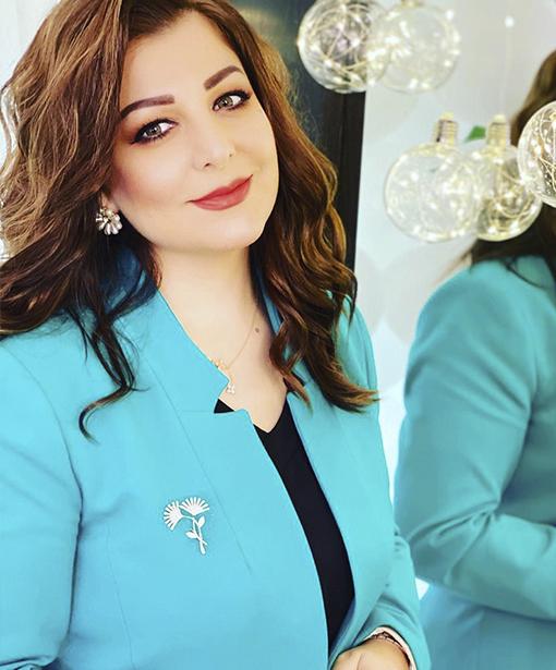 الدكتورة لمى الصفدي